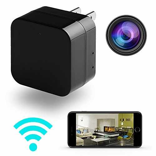Usb Wall Charger Security Cameras System Wireless for Home Secret-HD